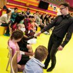 помощь детям больничные мероприятия