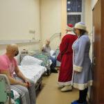 новый год в боткинской больнице